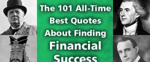 Financial Encouragement Quotes