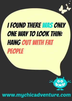 Related Pictures funny fat people quotes