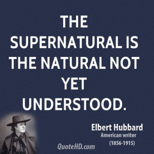 Supernatural Quotes About Life
