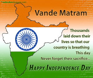 independence quotes in english