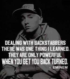 Eminem Inspiration Life