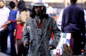 ... which movie did Kat Williams play the pimp who owns a clothing store