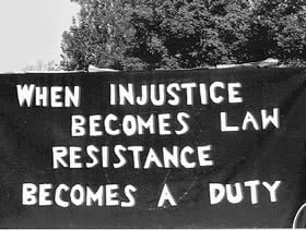 Quotes – Quote about Protesting - Fight for your Right – Justice ...