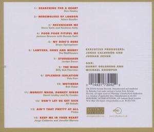 Enjoy Every Sandwich The Songs Of Warren Zevon auf CD