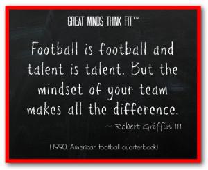 Football Wisdom for Inspiration and Team Motivation