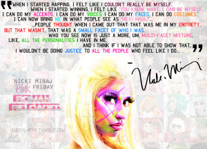 Nicki minaj quotes wallpapers wallpapers