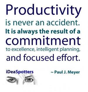planning, and focused effort.