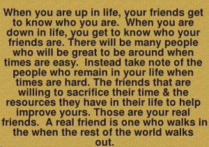 Life Real Friends Quote to Share
