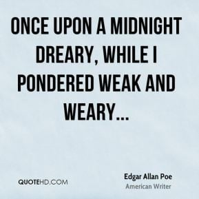 Dreary Quotes