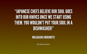 Quotes About Chefs