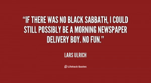 Black Sabbath Quotes Inspirational
