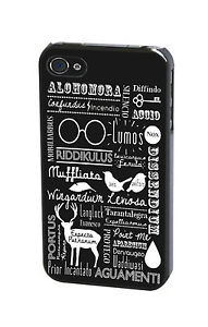 Details about Harry Potter Magic Spells Quote Quotes Phone Case Cover ...