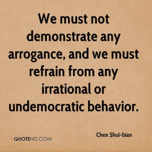 Chen Shui-bian Quotes