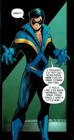 Richard Grayson (New Earth) - DC Comics Database