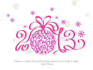 Happy New Year 2013 sayings for greeting cards 08