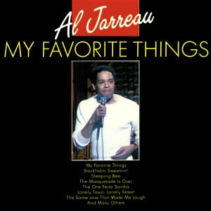 Al Jarreau - My Favorite Things - Front