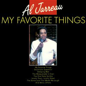 Al Jarreau - My Favorite Things - Front