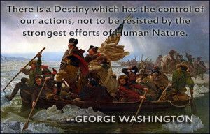 George Washington Most Famous Quotes