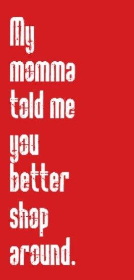 Smokey Robinson - Shop Around - song lyrics, music lyrics, song quotes