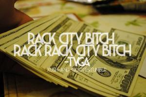 rackcity #money #kush #kushandquotes #tyga