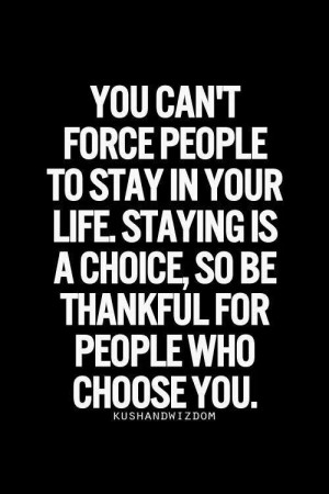Thankful for the people in My Life.