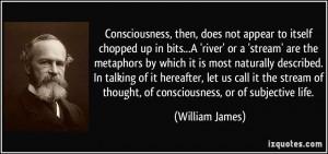 More William James Quotes