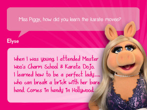 Kermit The Frog And Miss Piggy Quotes Kermit The Fro Miss Piggy