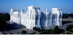 Christo And Jeanne Claude...