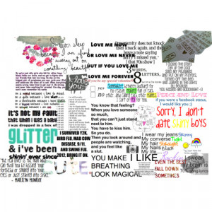 Awesome quotes!!! - Polyvore