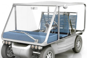 Electric Car by Philippe Starck.