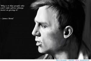 "…"" – James Bond motivational inspirational love life quotes ..."