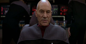 Jean Luc Picard Quotes