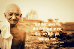 Gandhi Jayanti Wallpapers Images, Mahatma Gandhi Quotes Wallpaper ...