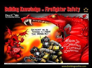 Building Knowledge = Firefighter Safety