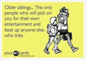 Older-siblings.....