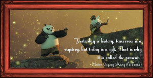 Kung Fu Panda Quotes Quotable quotes