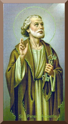 Saint Quote: Saint Peter and Saint Paul