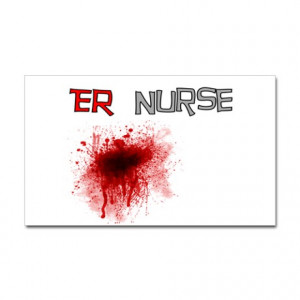 Emergency Nursing Quotes Kootation Stickers