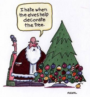 To tickle your holiday funny bone...