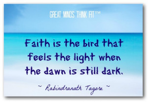 inspirational faith quotes for spiritual fitness and inner peace