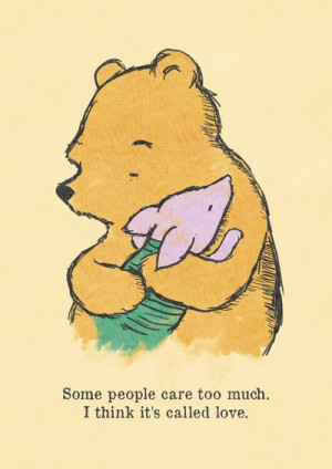love drawing art quotes winnie the pooh piglet