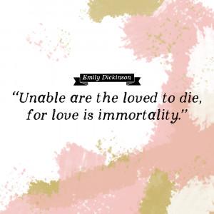 WednesdayWisdom from Emily Dickinson