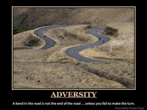 Adversity quotes Wallpapers