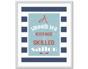 Popular items for nautical quotes