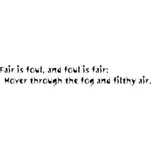 Macbeth Quote