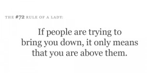 Quotes About Being Lady