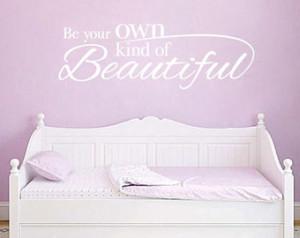 Teenage Girl Wall Quotes