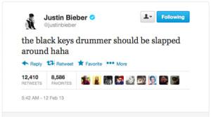 Patrick Carney Tells Rollingstone: 'Justin Bieber is Manipulative ...
