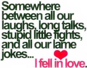 Lovely True Love Quote
