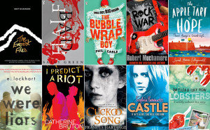 ... young adult fiction (YA) and best teen books released in 2014 so far